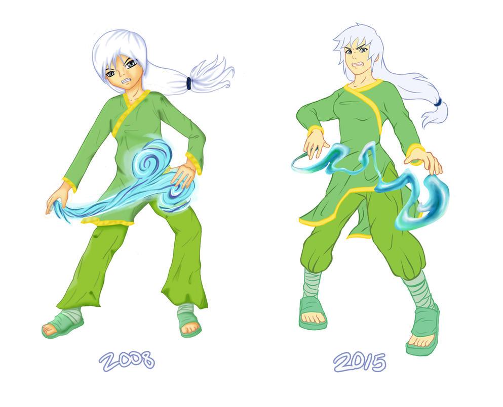 Draw This Again!: Kasumi by 0Banana0