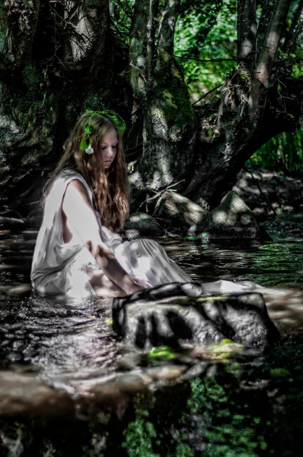 Midsummer Water Nymph by nymph-art