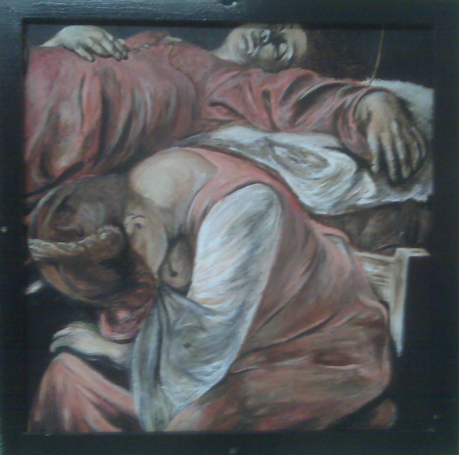 an analysis of the painting death of the virgin by caravaggio