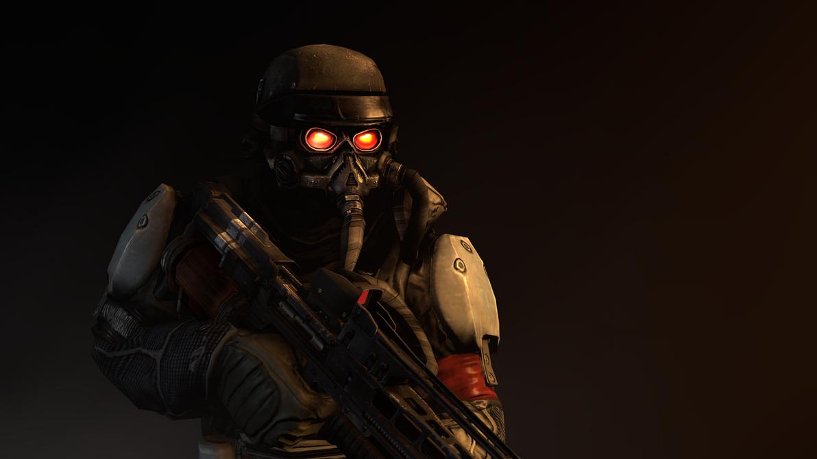 [SFM] Helghast Soldier by Raptor3595