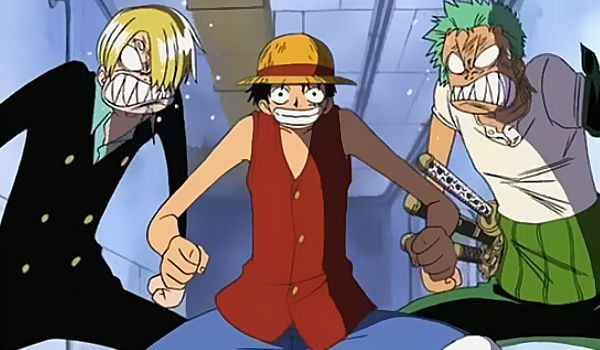 One-piece-equipage by dragonfroid