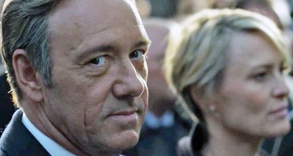 Kevin Spacey - House of Cards - saison 3 by dragonfroid