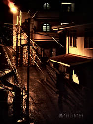 Dark Alleys and Lullabies by xeXposEdx
