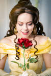 [Beauty and the Beast] Belle Greeting Dress
