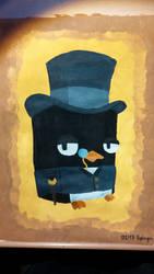 Fancy Penguin by Splenguin