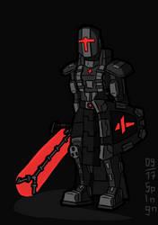 Crusader by Splenguin