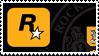 Rockstar Games Stamp by Jazz-Kamelski