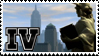 Grand Theft Auto IV Stamp by Jazz-Kamelski