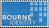 The Bourne Identity Stamp by Jazz-Kamelski