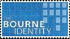 The Bourne Identity Stamp by Jazz-Kamelski