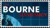 The Bourne Supremacy Stamp by Jazz-Kamelski