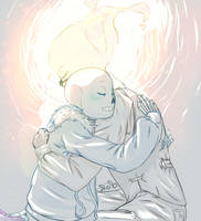 Undertale Sansby - Requited Love by skerbb