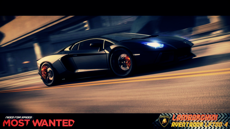 Need For Speed Most Wanted 2012 By TangoDown91