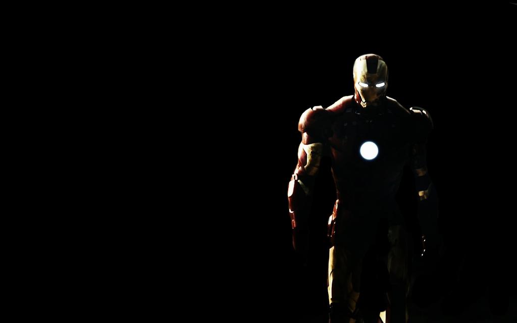 Iron Man Blackout by 1965IronMan