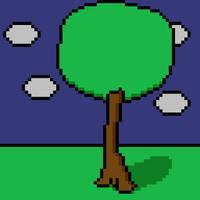 A PIXEL TREE