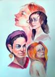 watercolour portrait study1