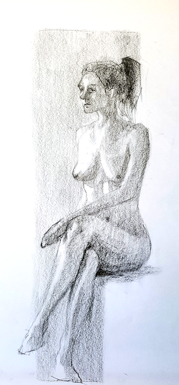 woman nude by Neivan-IV
