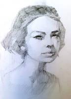fem sketch