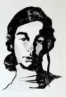 portrait sketch by Neivan-IV
