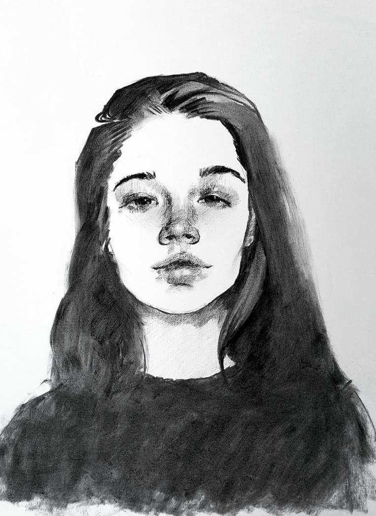 portrait study by Neivan-IV