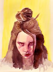 menacing portrait by Neivan-IV