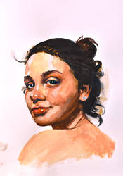 beautiful portrait by Neivan-IV