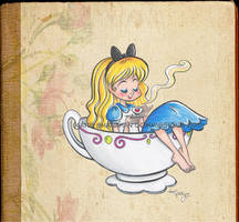 Alice in tea time