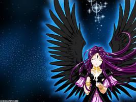 angel of darkness by animefreak18