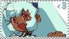 Yuna Fan Stamp by Megaman-Legends-Club