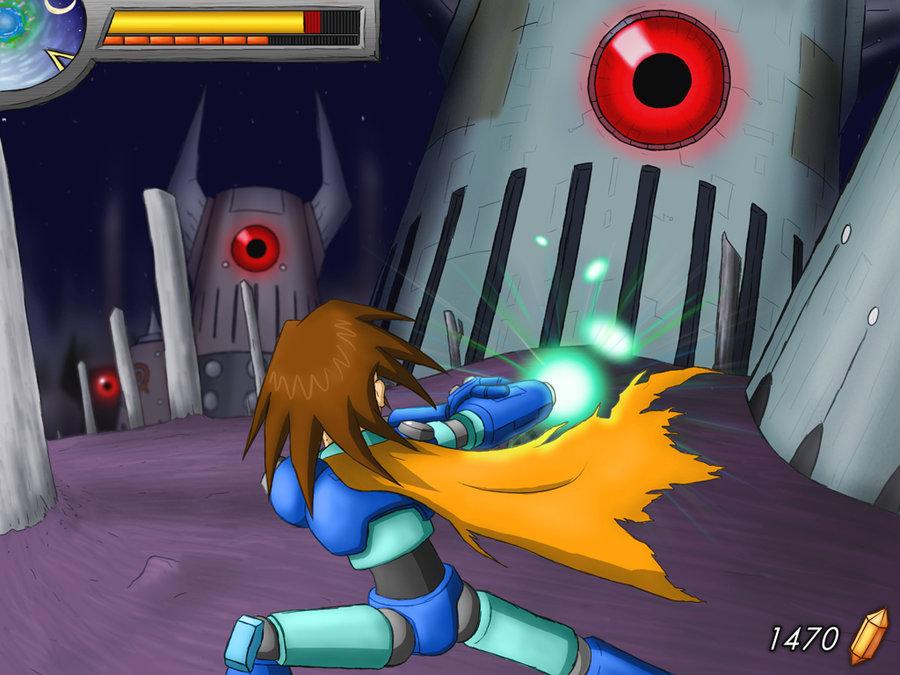 Save Mega Man Legends by PonFuusen on DeviantArt