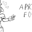 Animated Roll: April Fools by Megaman-Legends-Club