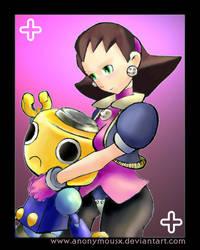 +Tron+Bonne+Megaman+Legends+ by Megaman-Legends-Club