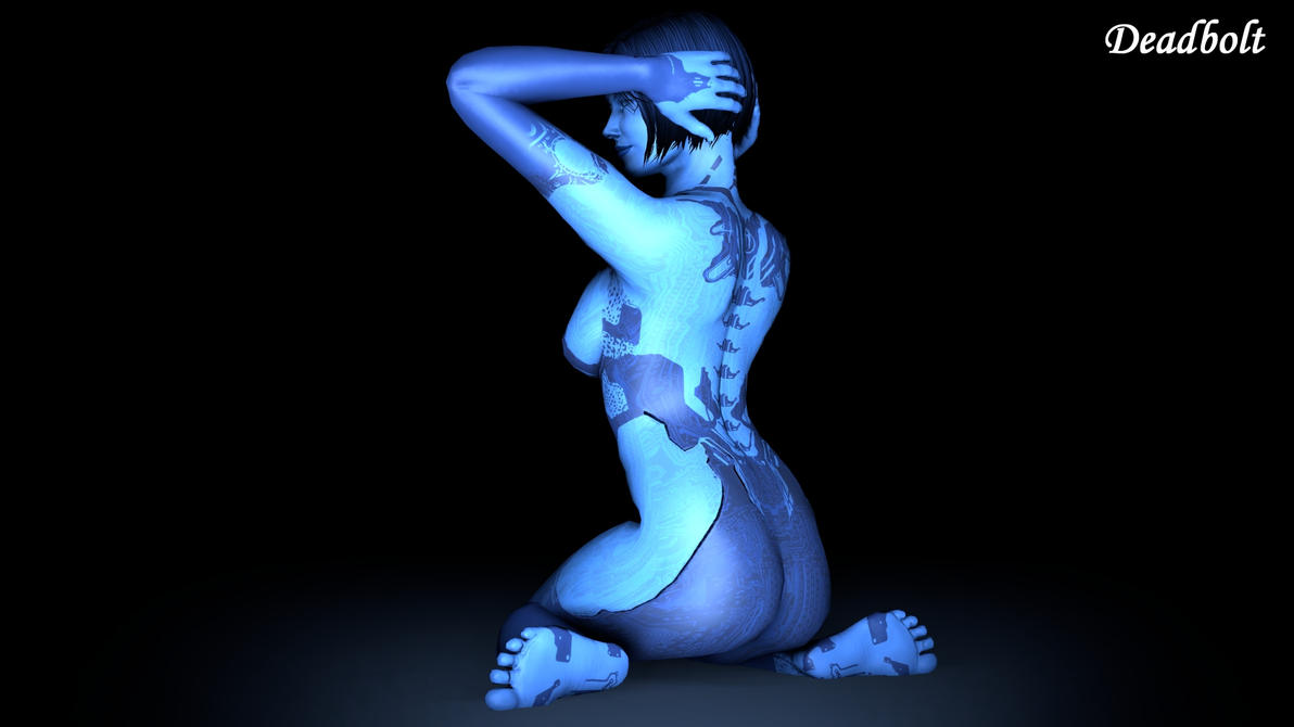 Cortana nu naked pictures