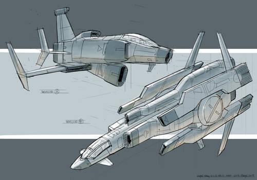 Vehicle Design Drawthrough 1 of 3