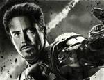 Iron Man (drawing)