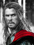 Thor (drawing)