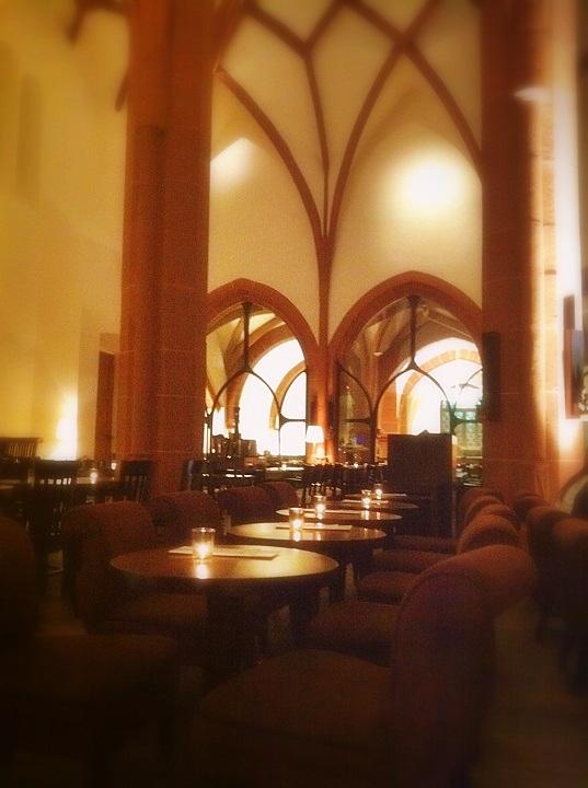 Church into Cafe by GirlinTranslation
