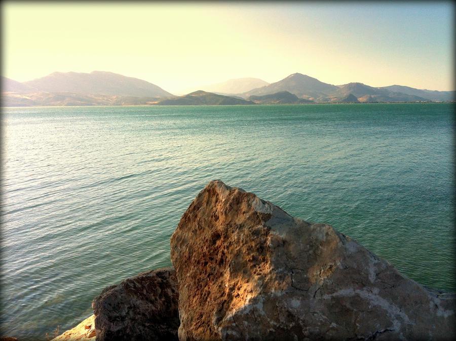 Lake Beauty by GirlinTranslation