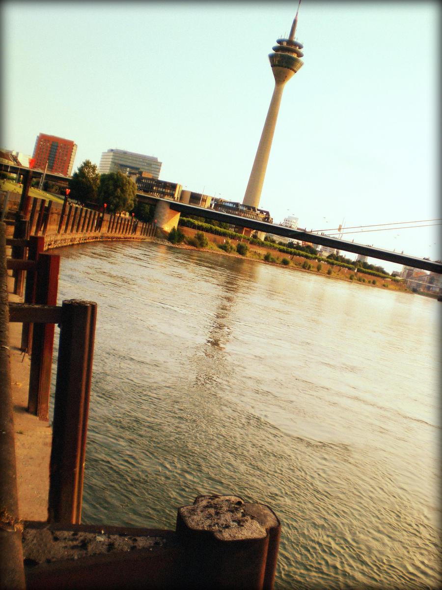 Rhine Tower by GirlinTranslation