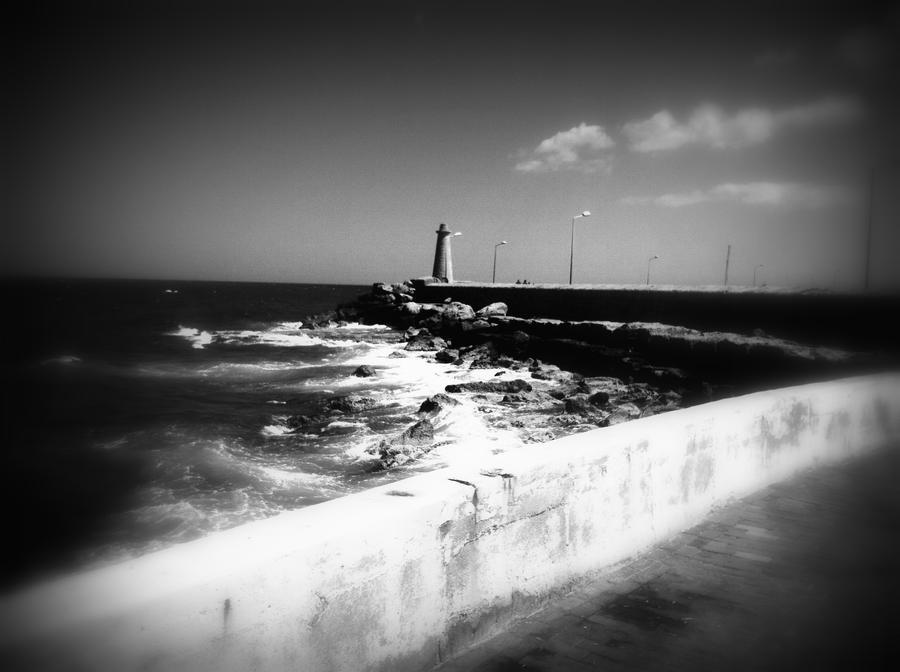 Lighthouse by GirlinTranslation