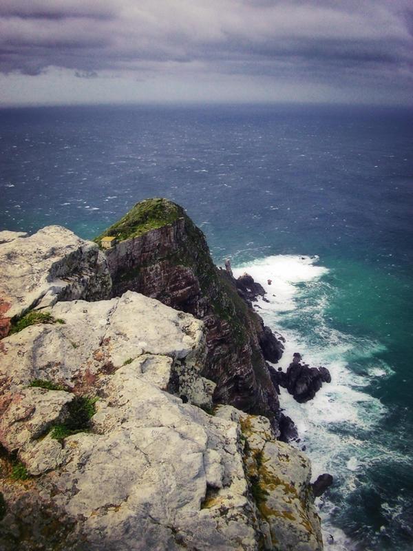 Cape Point by GirlinTranslation