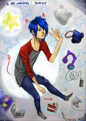Me :D by SilverFickle