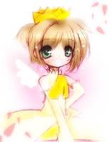 - sakura happy - by halo-halo
