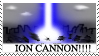 ION CANNON Stamp by Snowfyre