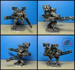XV 88-2 Broadside Battlesuit