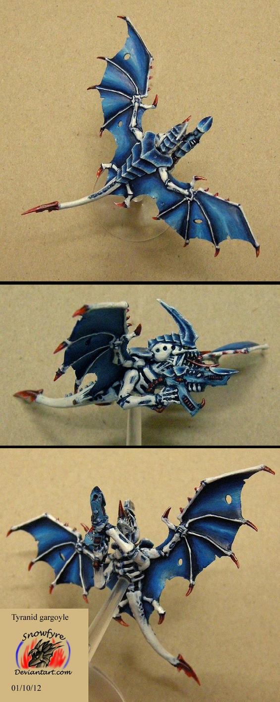 Tyranid Gargoyle by Snowfyre