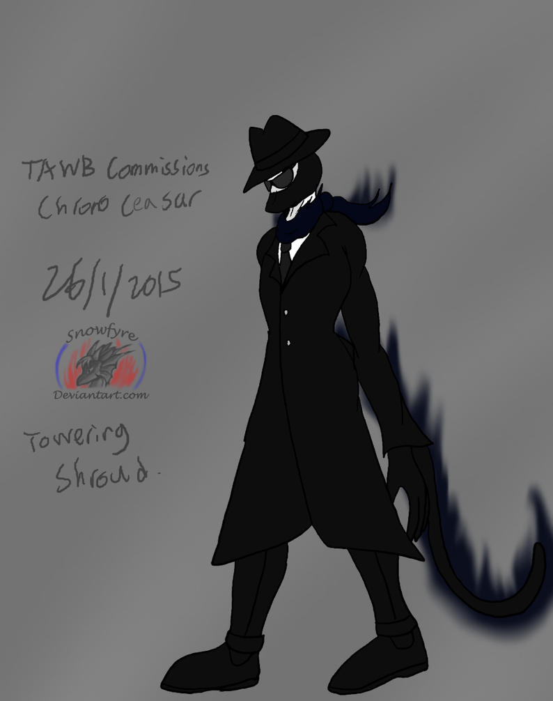 (TAWB) Commission: chrono ceasar by Snowfyre