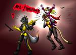 Gamegod210 Commission: your major Mal-Function