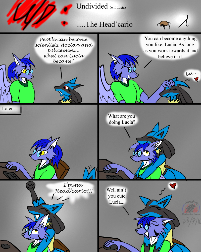 Undivided: The Headcario by Snowfyre
