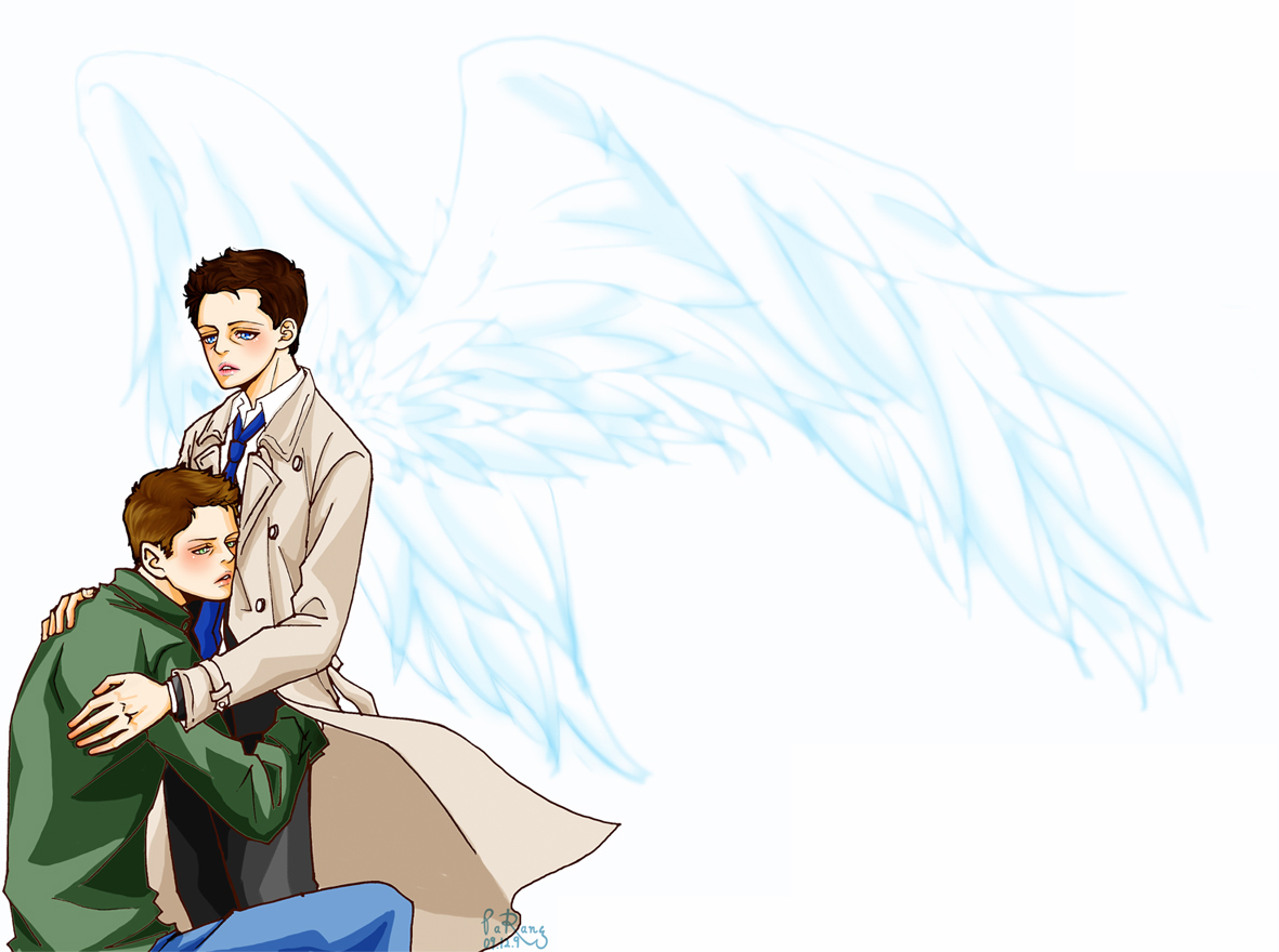 My angel by glaringstar